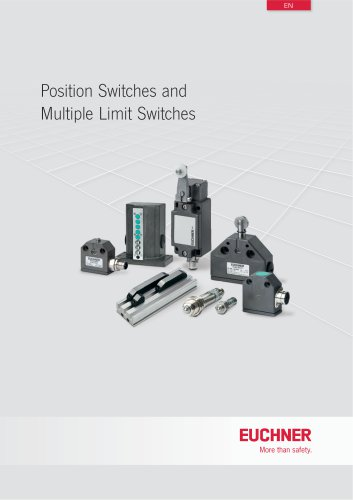 Position Switches and Multiple Limit Switches
