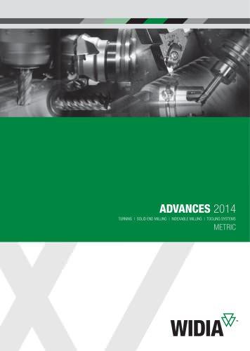 WIDIA Advances 2014