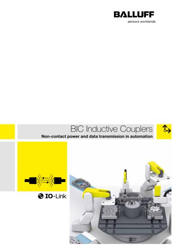 BIC Inductive Couplers
