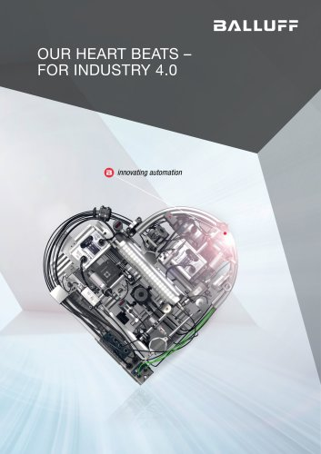 OUR HEART BEATS – FOR INDUSTRY 4.0