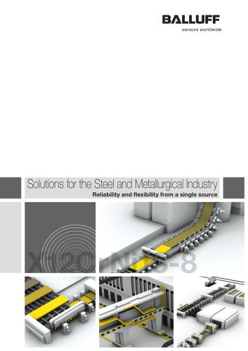 Solutions for the Steel and Metallurgical Industry