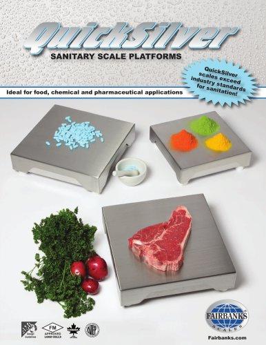 QuickSilver Food-grade Platforms
