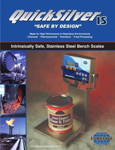 QuickSilver Intrinsically Safe