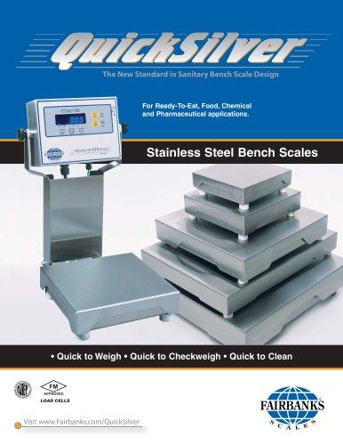 QuickSilver Series Bench Scales