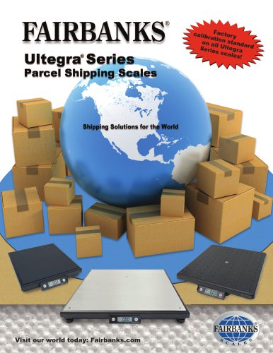 Ultegra® Serie Parcel Shipping Scales
