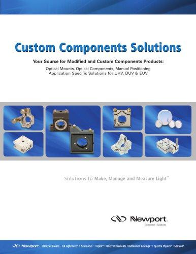 Custom Component Solutions