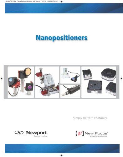 Nanopositioners