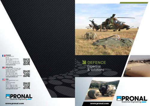 Pronal defence solutions
