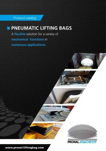 Pronal Lifting Bag catalog