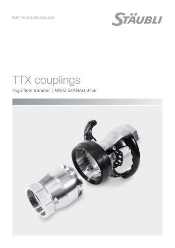 High flow transfer - NATO STANAG- TTX