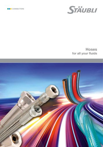 Hoses for all your fluids