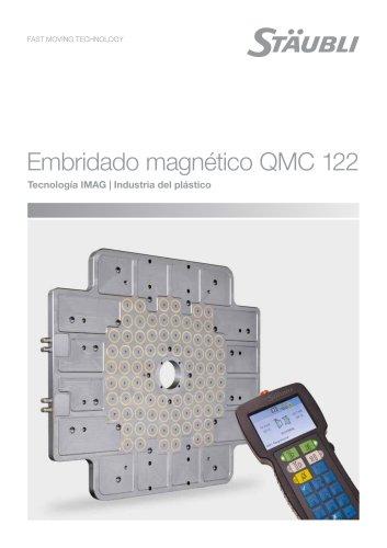IMAG Embridado magnético de alta eficiencia QMC 122