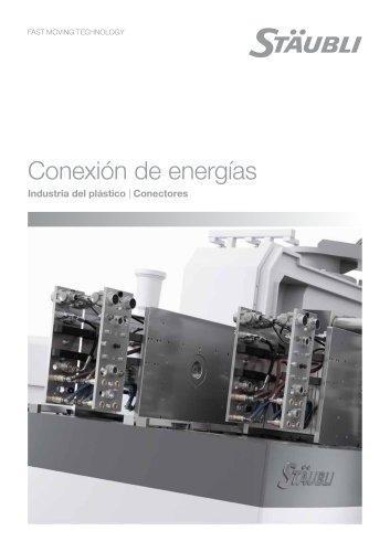 Industria del plástico - Conexión de energías