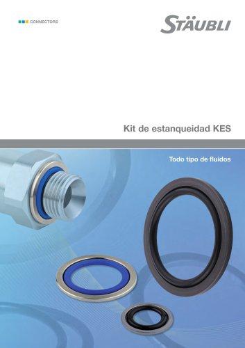 Kit de estanqueidad KES