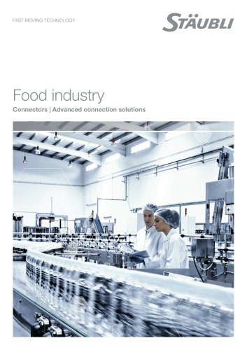 Your connection solutions for Agro-Food industry