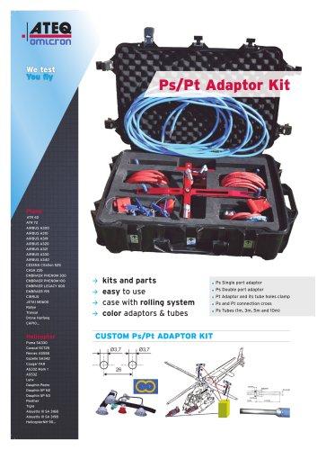 Pitot Static Adaptator tools