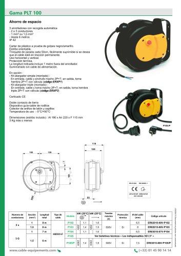 Gama PLT 100