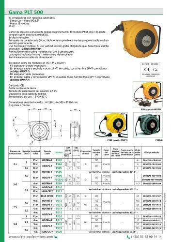 Gama PLT 500