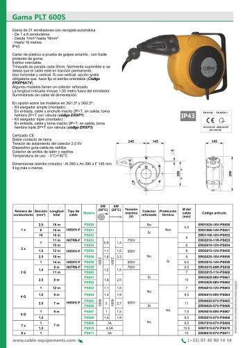 Gama PLT 600S
