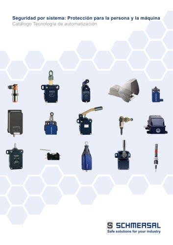 Catálogo general - Tecnologiá de Automatización