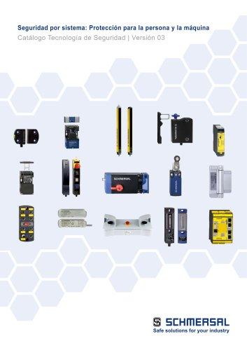 Seguridad por sistema: Protección para la persona y la máquina