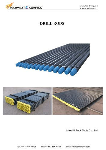 DTH Drill Pipes
