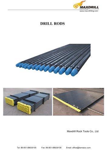 Maxdrill DTH drill pipes