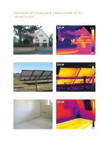 Cámaras de imagen térmica para aplicaciones de la construcción - 2