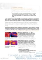 Cámaras de imagen térmica para aplicaciones de la construcción - 6