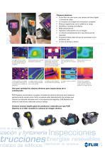 Cámaras de imagen térmica para aplicaciones de la construcción - 7