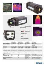 Cámaras de imagen térmica para aplicaciones de I+D - 11