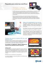 Cámaras de imagen térmica para aplicaciones de I+D - 9