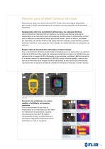 Cámaras de imagen térmica para aplicaciones de mantenimiento preventivo - 5