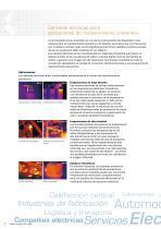 Cámaras de imagen térmica para aplicaciones de mantenimiento preventivo - 6
