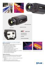 Cámaras de imagen térmica para automatización y seguridad - 11