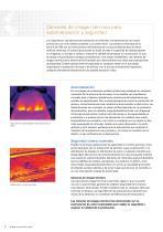 Cámaras de imagen térmica para automatización y seguridad - 6