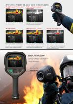 Cámaras térmicas portátiles para soporte en extinción de incendios - 3
