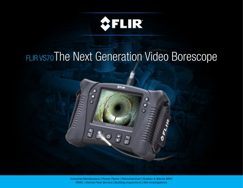FLIR-VS70-Brochure