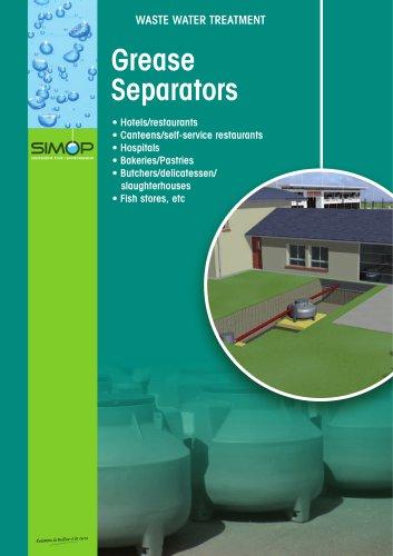Grease Separators
