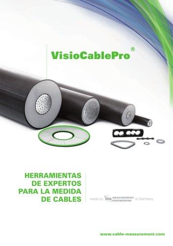 folleto VisioCablePro