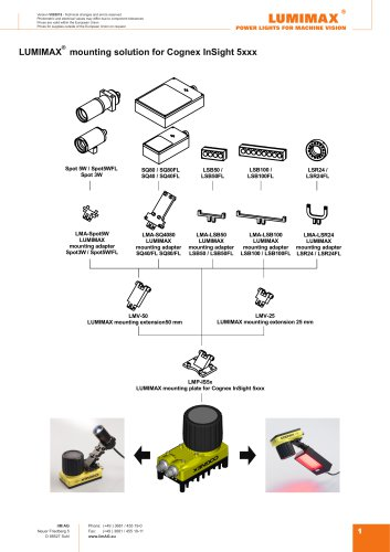 LUMIMAX mounting solution for Cognex InSight 5xxx.pdf