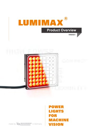 LUMIMAX T1-Adapter cable VeriSens XC