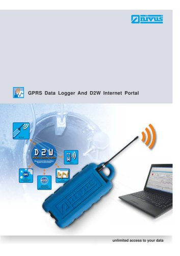 GPRS Data Loggers and D2W