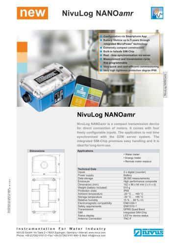 NivuLog Nano AMR