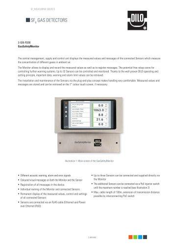 GasSafetyMonitor 3-026-R200