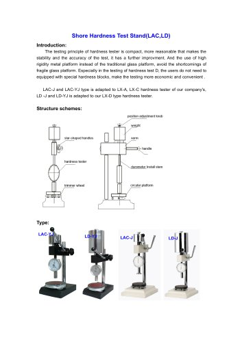 ASZ Rope Tension Tester for Lab use | Wenzhou Tripod instrument