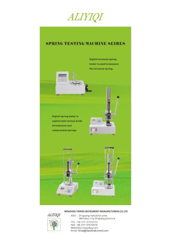 Digital measuring instrument/calibrator from Wenzhou Tripod/Force gauge/spring tester/tension meter/torque meter/New products 2017