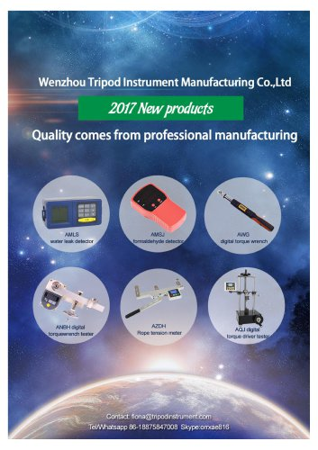 New products/digital torqe wrench tester/digital torque wrench/water leak detector/measurig instrument/Wenzhou tripod