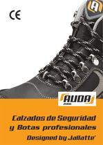 AUDA Calzados de Seguridad y Botas Profesionales - 1