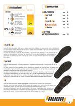 AUDA Calzados de Seguridad y Botas Profesionales - 3